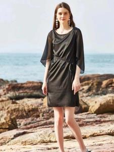惠之良品品牌折扣女装气质连衣裙