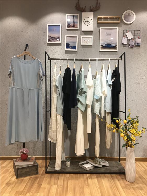 麗迪莎品牌女裝2019夏裝批發走份