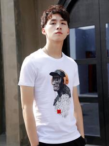 99cm男装新款T恤