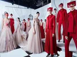 奢侈品牌扎堆在中国办秀  为何?