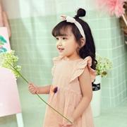 女童宝宝夏日有什么好看的裙装穿搭 陌小样童装怎么样