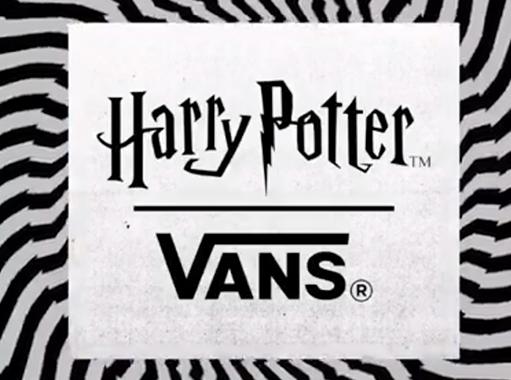 又是一波顶级 IP 联名 《哈利波特》 x Vans 官方正式预告