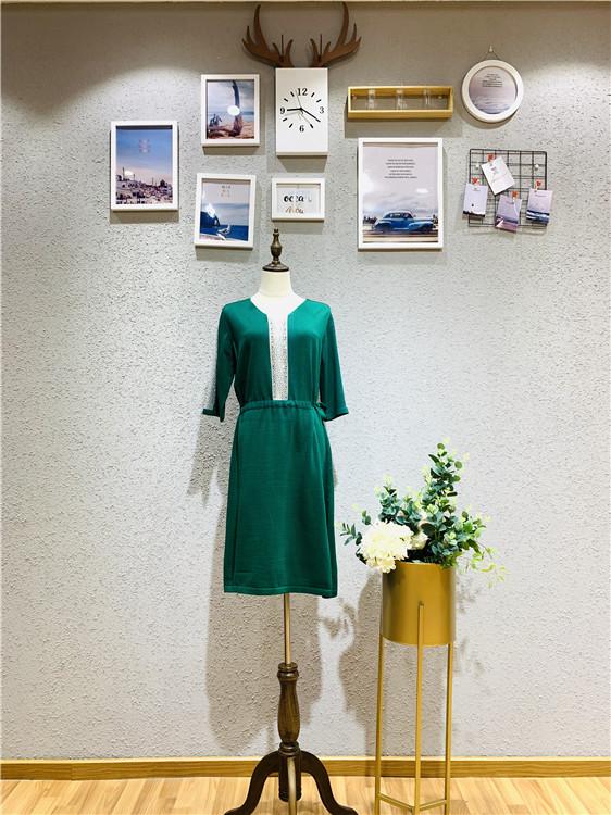 宝姿品牌2019春夏女装一手货源批发