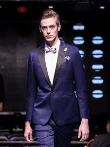 雷尼德高定男装时尚西服