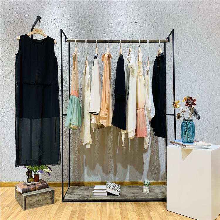 安纳苏丝ANNASUSI品牌2019夏季女装一手货源批发