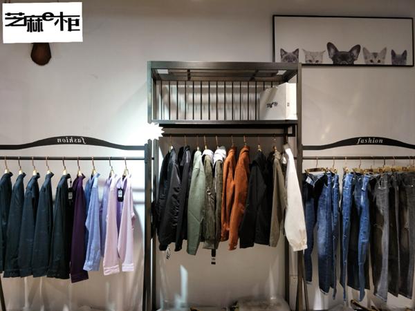 芝麻e柜男装加盟店品牌旗舰店店面