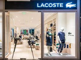 Lacoste2018年销售额大涨26% 收入首次破30亿欧元大关