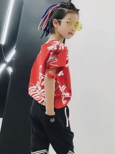 玖喆潮童男童新款T恤
