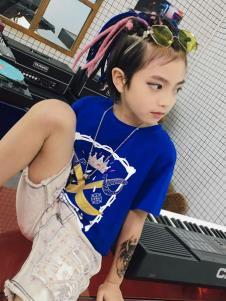 玖喆潮童男童T恤