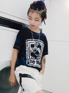 玖喆潮童T恤