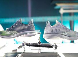 """安踏新氢跑鞋强调轻 国产跑鞋为何愿意在""""轻""""上下功夫"""