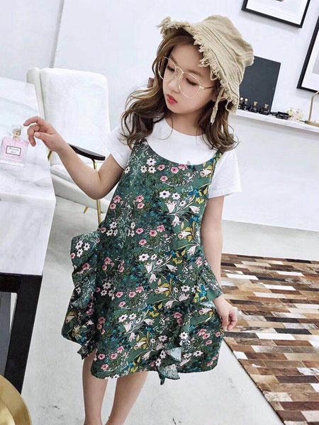 木子MUUZI童装品牌 加盟诠释儿童舒适、 优雅、自然的生活