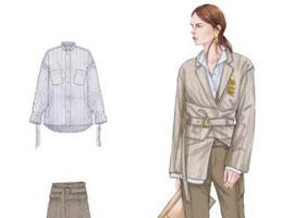 2019春夏女装流行趋势分析 哪些流行元素将主导衣橱?