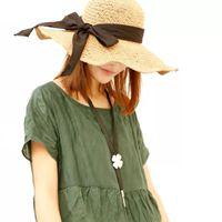 ZOLLE因为棉麻女装五一上新 |夏日的第一个小长假,用草木原色的穿搭开个好头