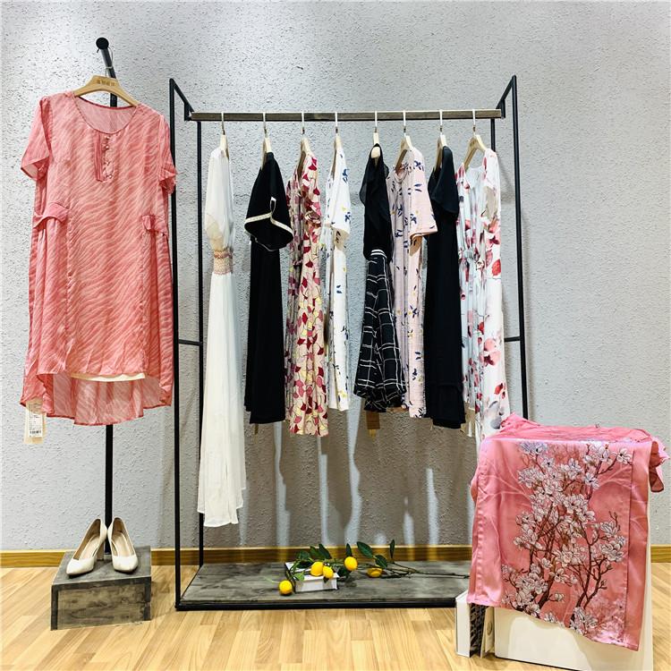 FTV品牌2019女装连衣裙批发