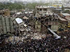 服装史上最严重灾难——Rana Plaza 惨案六周年忌