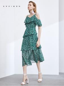 2019佧茜文女裝吊帶裙