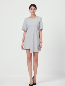 原创设计师Ms.Leyna女装休闲连衣裙