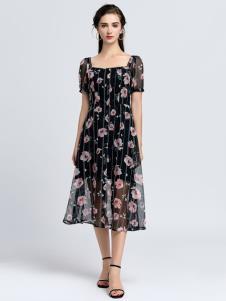 2019音非女装夏新款裙子