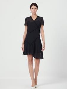 原创设计师Ms.Leyna女装连衣裙