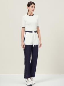 原创设计师Ms.Leyna女装白色上衣