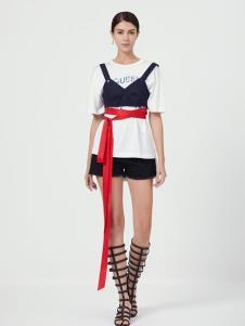 原创设计师Ms.Leyna女装个性上衣