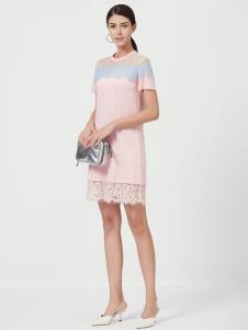 Ms.Leyna女装19新款连衣裙