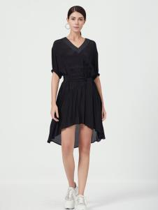 Ms.Leyna女装夏新款连衣裙