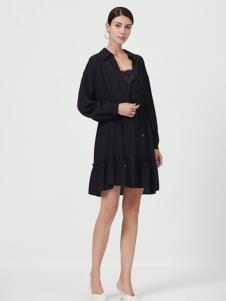 原创设计师Ms.Leyna女装简约外套
