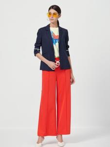 原创设计师Ms.Leyna女装小西服