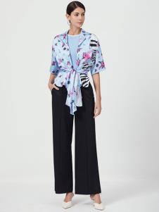 原创设计师Ms.Leyna女装休闲裤