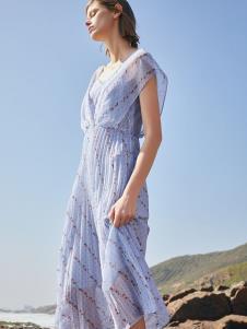 SEASON WIND季候风气质连衣裙