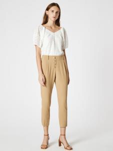 季候风女装休闲裤