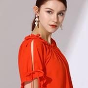 热烈祝贺中国服装网协助福建陈老板成功签约真斯贝尔女装