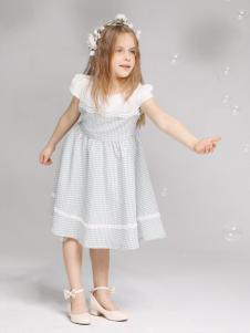 淘淘猫新款女童连衣裙