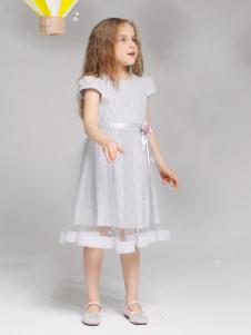 淘淘猫童装新款女裙