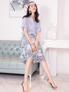 2019布根香女装新款套装裙