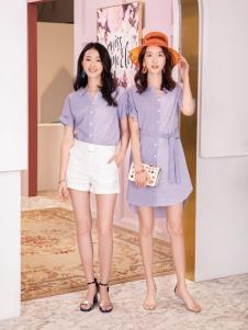 2019布根香女装夏时尚新款