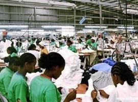 埃塞俄比亚服装工人每月收入仅 26 美元