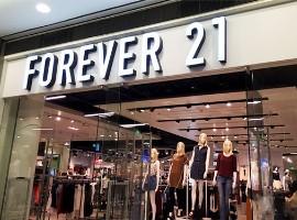 """全球""""负面""""缠身 Forever 21二度败退中国"""