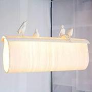 新申亚麻大师 | 亚麻吊灯,让家居生活更美好。