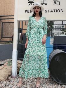 女衣号夏装连衣裙