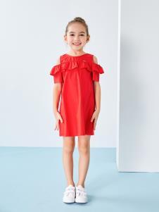 T100童装女裙