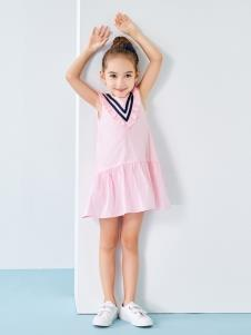 T100女童连衣裙
