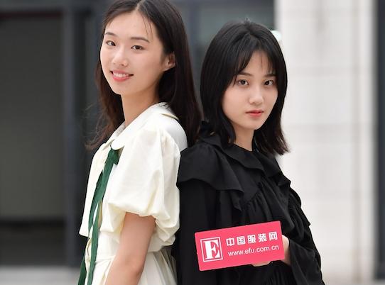 浙理服装学院2019届毕业汇演街拍特辑