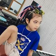 男童夏季穿什么好看?玖喆潮童致力打造轻奢潮酷童装!