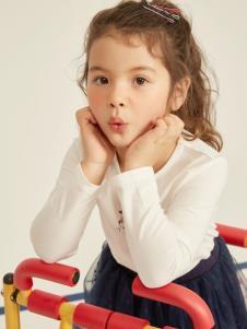 迪士尼宝宝童装女童时尚套装