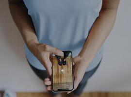 耐克推出了新的APP 可以帮消费者测量鞋码