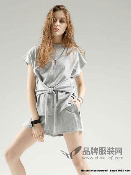 NATURALLY JOJO乔乔品牌折扣女装一手货源