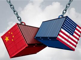 中美贸易战下美国人买鞋成本大大加剧